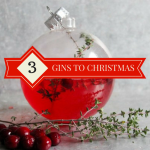 GINS TO CHRISTMAS