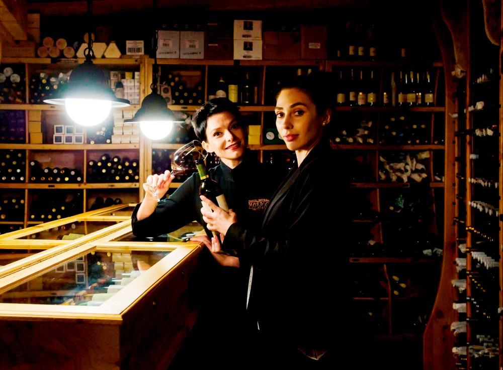 Chantel_Dartnall_and_Taryn_Nortje_in_the_Mosaic_cellar..jpg