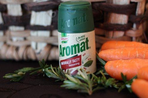 Aromat Naturally Tasty Packaging