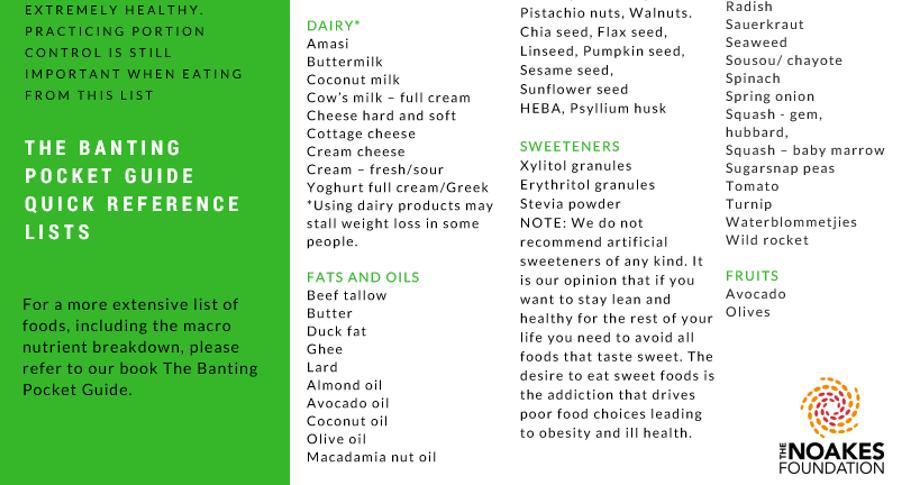 Green list 2