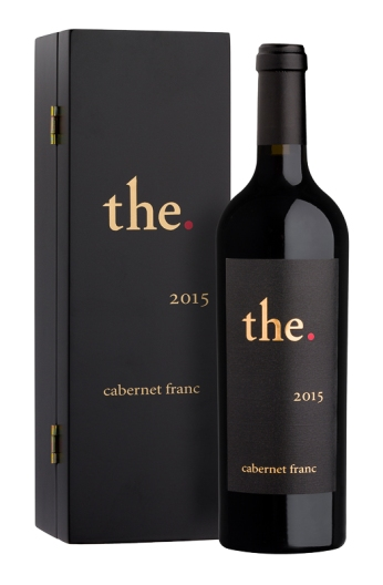 Elgin Ridge the cabernet franc 2015 Bottle Box LR